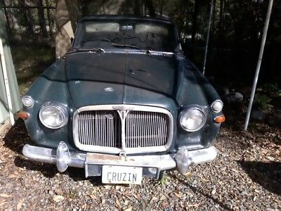 Rare 1966 rover coupe,low kms CAN DELIVER, no reserve