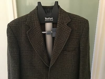 Vintage retro Harris Tweed sports jacket - size 40L  - classic gents jacket!