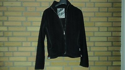 BOGNER Fire & Ice exclusive, elegante, warme Fleecejacke Gr. 42/L, schwarz