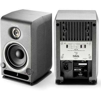 Focal CMS 40 Studio Monitors (Pair)