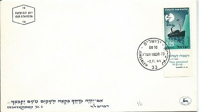 1964 FDC Year of the Blockade-Runners  FDI 2 Nov 1964