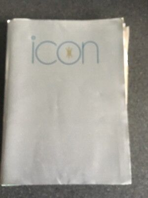 MADONNA SALE ICON Members Magazine Editions 34 and 36 and ICON Members Pack