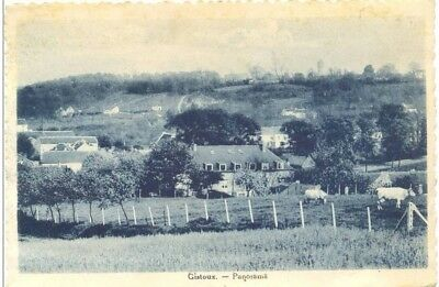 Gistoux     Panorama   Carte Postale Ancienne