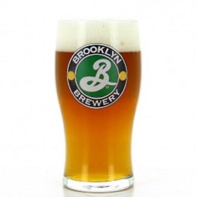 Lots de 6 verres BROOKLYN BREWERY - 50CL