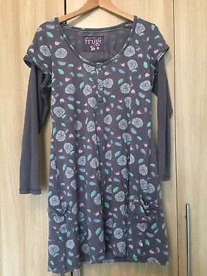 Frugi Mother Nursing Dress Large