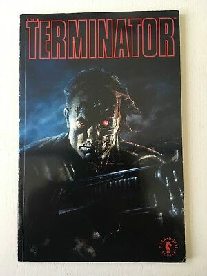 The Terminator: Tempest - Graphic Novel [1991] - Good Condition - Dark Horse