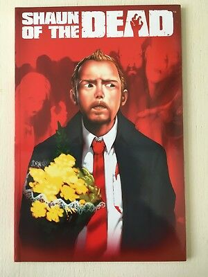 Shaun of the Dead - Official Graphic Novel - Mint Condition - Titan Books [2005]