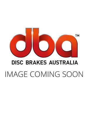 1 x DBA OE Stagger Slotted Left Rotor FOR HOLDEN COMMODORE VF (DBA42074OESL)