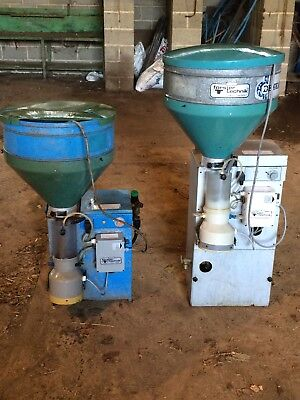 2 Denkavit automatic milk feeders, not used for 16 years, spares or repair.