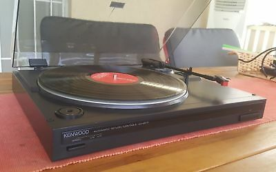 Kenwood Record Player/turntable/33-45 Speed/phono