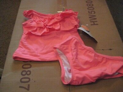 CARTER'S   Girls Size 18 MONTHS 2 PIECE    Swimming Suit     NWT