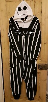 Nightmare Before Christmas Jack Skellington outfit