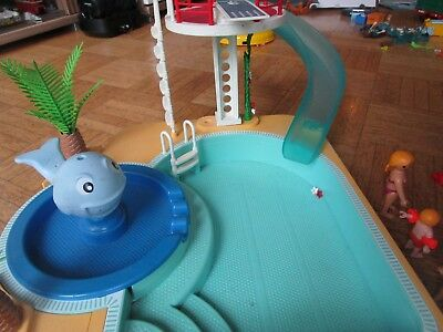 playmobil 5433 schwimmbad