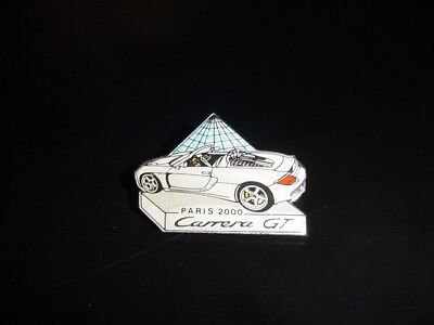 Porsche Pin - Carrera GT Paris 2000