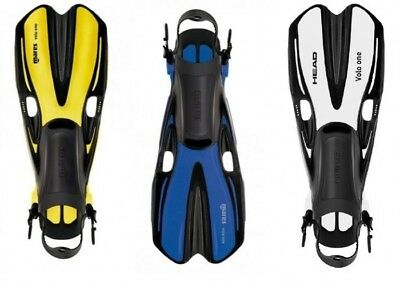 Mares Volo One Snorkel Fins gr. 35 Bis 47 ver. Colours Adjustable Foot Part