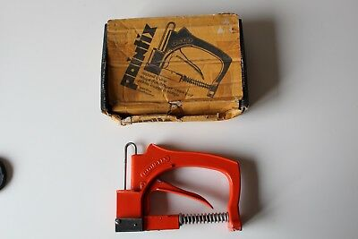 POINTIX STAPLE GUN for glazing and picture framing