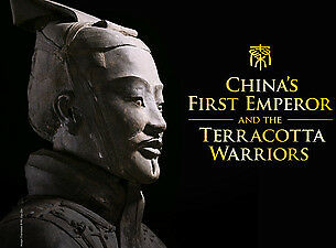 4 Tickets to see Terracotta Warriors at Liverpool Museum