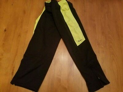 Boys Kids Youth Nike Large L Therma Fit Elite Sweatpants Bottoms Pants Athletic