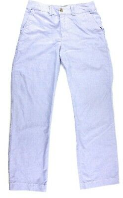 Polo by Ralph Lauren boys light blue cotton dress pants boys size 10 youth