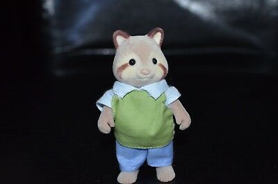 Sylvanian Families - Toymaker's Set - Edward Mulberry - Uncle Racoon - S900