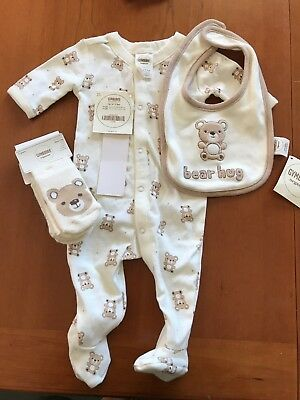 Gymboree Organics Newborn Gift Set