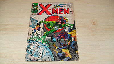The X-Men Nr. 21 ! Silverage ! Rarität ! Marvel ! TOP !
