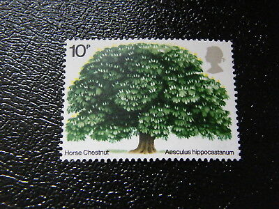 UMM - 1974 - Trees 10p Version - mint set