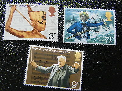UMM - 1972 - Anniversaries - mint set