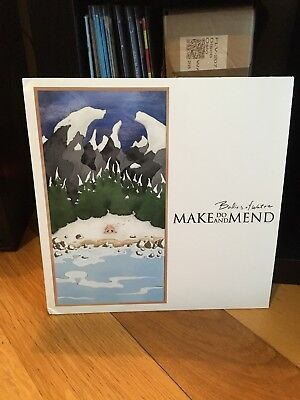 """Make Do And Mend - Bodies Of Water Vinyl 12"""" EP (hot water music punk rock emo)"""