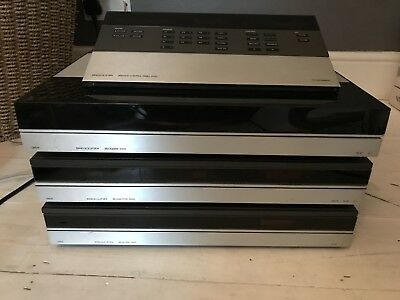 Bang and Olufsen Beocenter 5000 with speakers