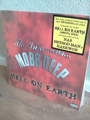Mobb deep, hell on earth, u.s original, Nas,Method man,raekwon,