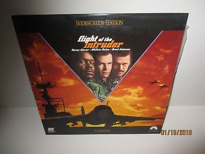FLIGHT OF THE INTRUDER - Laserdisc I COMBINE SHIPPING ,LARGE COLLECTION LISTED