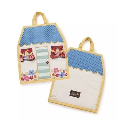 Nwt Matilda Jane Theres No Place Like Home Play Set Cozy Town