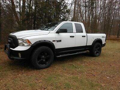 2015 Dodge Ram 1500  2015 DODGE RAM 1500 with REBEL styling