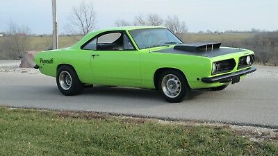 1968 Plymouth Barracuda  1968 Plymouth Barracuda Nicely Restored! NO RESERVE! GREAT DEAL!