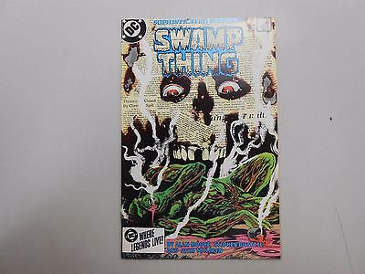 The Saga of the Swamp Thing 35! (1985, DC)! NM9.6+! HIGH GRADE COPPER AGE DC!
