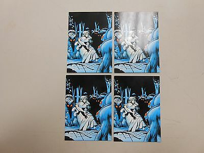 1994 Bone promo card lot of 4! NM/MN! LOOK!