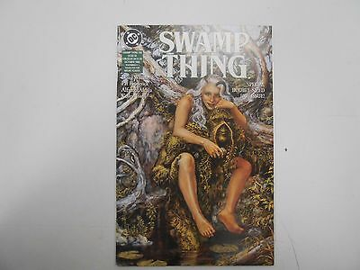 Swamp Thing #100! (1990, DC)! NM9.6+! Super high grade copper age beauty! LOOK!
