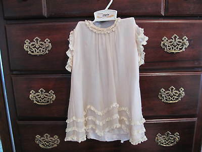 Anyique  Vintage Infant / Baby's Night Gown Antique Infant Clothing