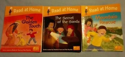 oxford reading tree read at home level 5 3 book set (2 5c, 1 5a)