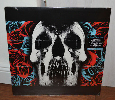 Deftones - ST/Colored Vinyl (Black Marble) HOT TOPIC Exclusive 2011 OOP/SEALED