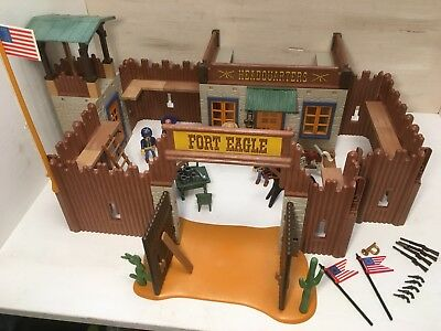 Playmobil Western Fort Eagle 3023