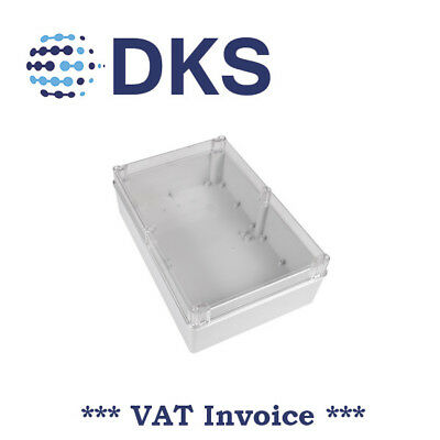 Z95 190x280x95mm Enclosures hermetically sealed IP65 Junction Box ABS 000834