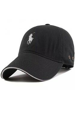 Polo By Ralph Lauren Pony Baseball Golf Cap One Size Adjustable With Defects