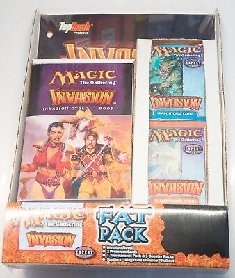 Invasion Fat Pack | English | Sealed | very rare