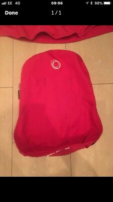Bugaboo Seat Liner Hot Pink