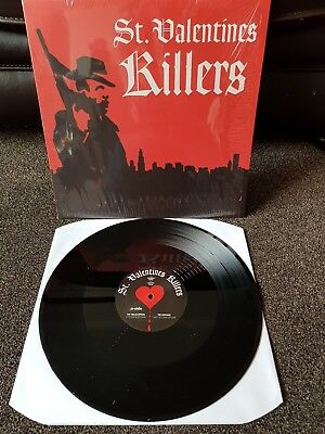 """The Hellacopters Datsuns Flaming Sideburns 12"""" vinyl - Imperial State Electric"""