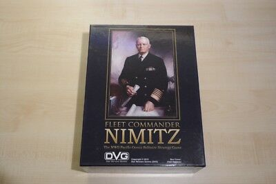Fleet Commander Nimitz - DVG, Wargame Cosim wie GMT, Avalon Hill, Victory Games