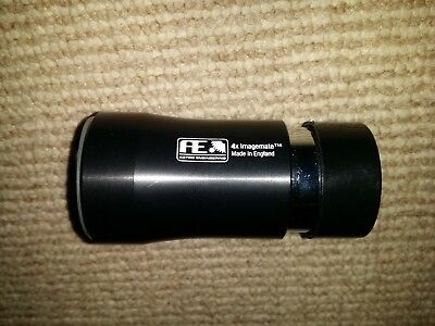 "Astro Engineering AC519 - 4x Imagemate 1.25"" Barlow lens- astrophotography"