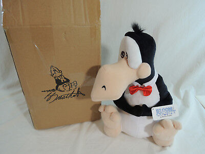 NEW 2017 Bloom County by Berkley Breathed OPUS Plush Doll SOLD OUT ELSEWHERE